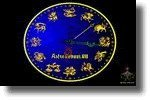 School Authentic Implementation Screensaver Clock